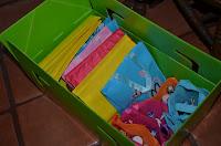 Packaway box full
