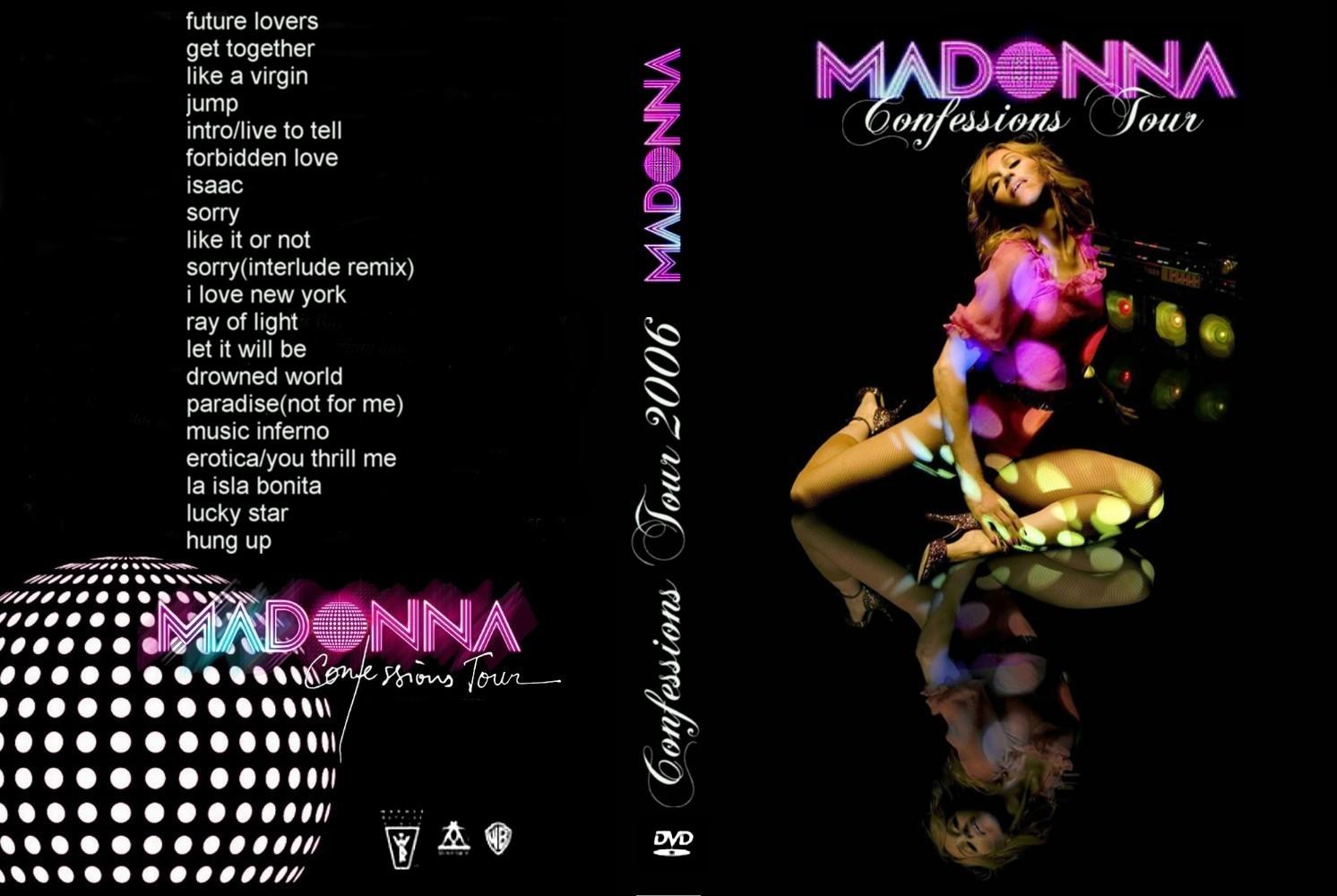 Confessions Tour Dvd