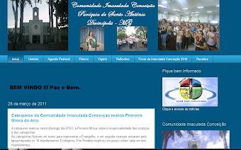Blog da Comunidade Imaculada Conceição
