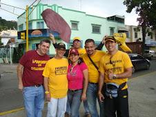 Comando Tricolor en Sta Mónica