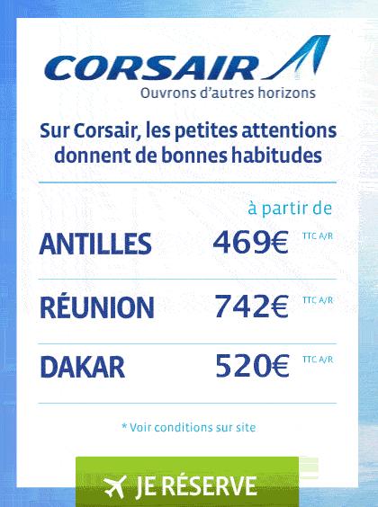 Voyage GUADELOUPE et MARTINIQUE moins de 500 euros.PROMO