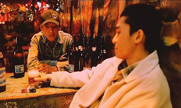 Happy Together, directed by Wong Kar Wai