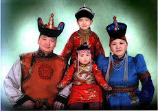 Монгол үндэстний хувцас...