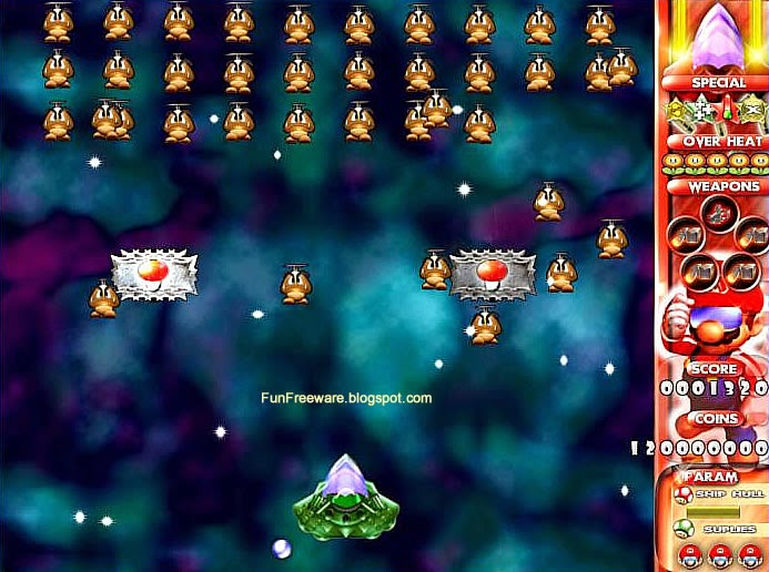 Mario Forever Galaxy V.1.8 Screenshot image