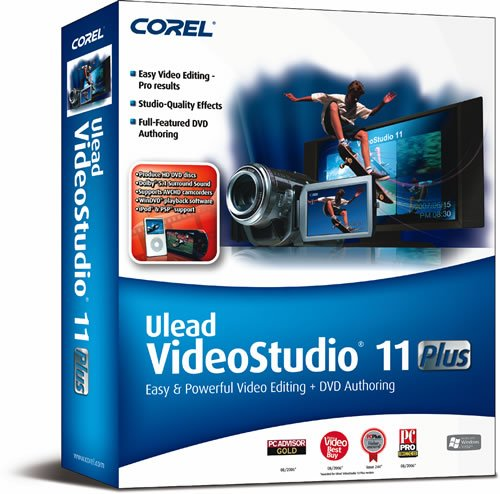 Ulead Video Studio Plus 11