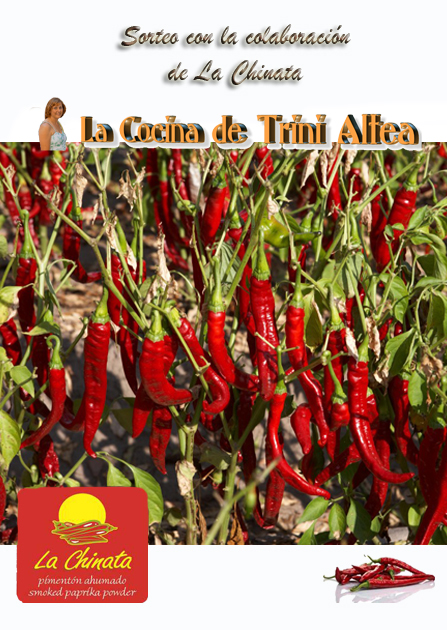 "Sorteo ""La Cocina de Trini Altea"""