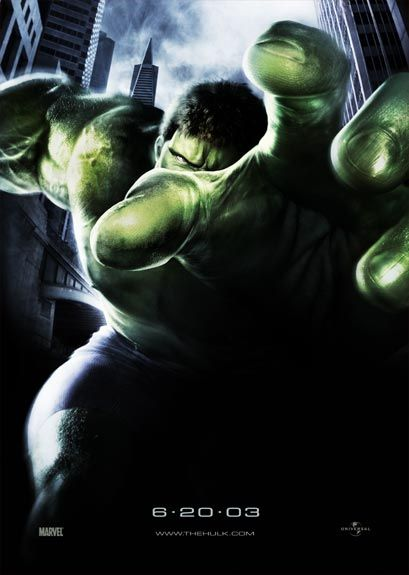 Poster phim Người khổng lồ xanh