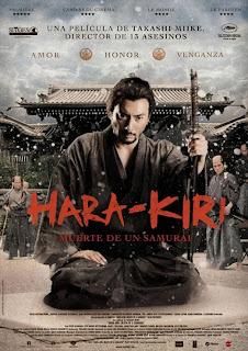 Hara-kiri: Muerte de un samurai