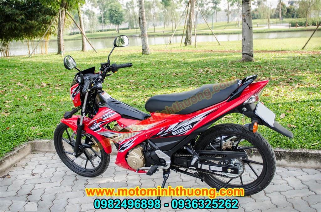 Suzuki Raider R150 moi