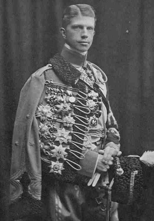 Prince Ferdinand de Bavière, infant d'Espagne 1884-1958