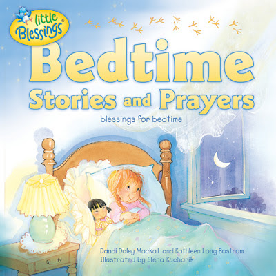 book review of Bedtime Stories and Prayer (Tyndale House) by papertapepins