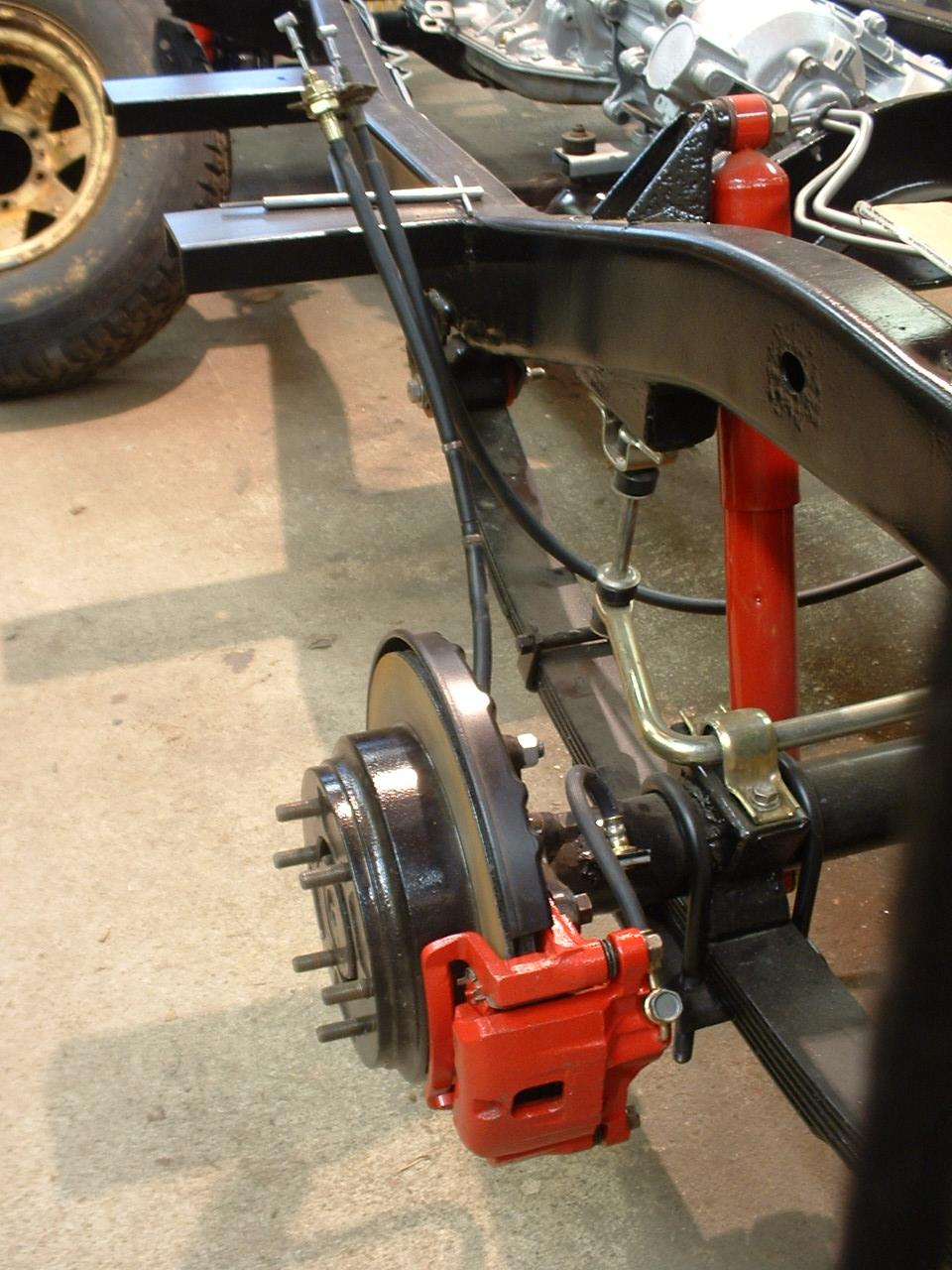 401 Cj7 Jeep Buildup November 2012 Quadra Trac Vacuum Diagram