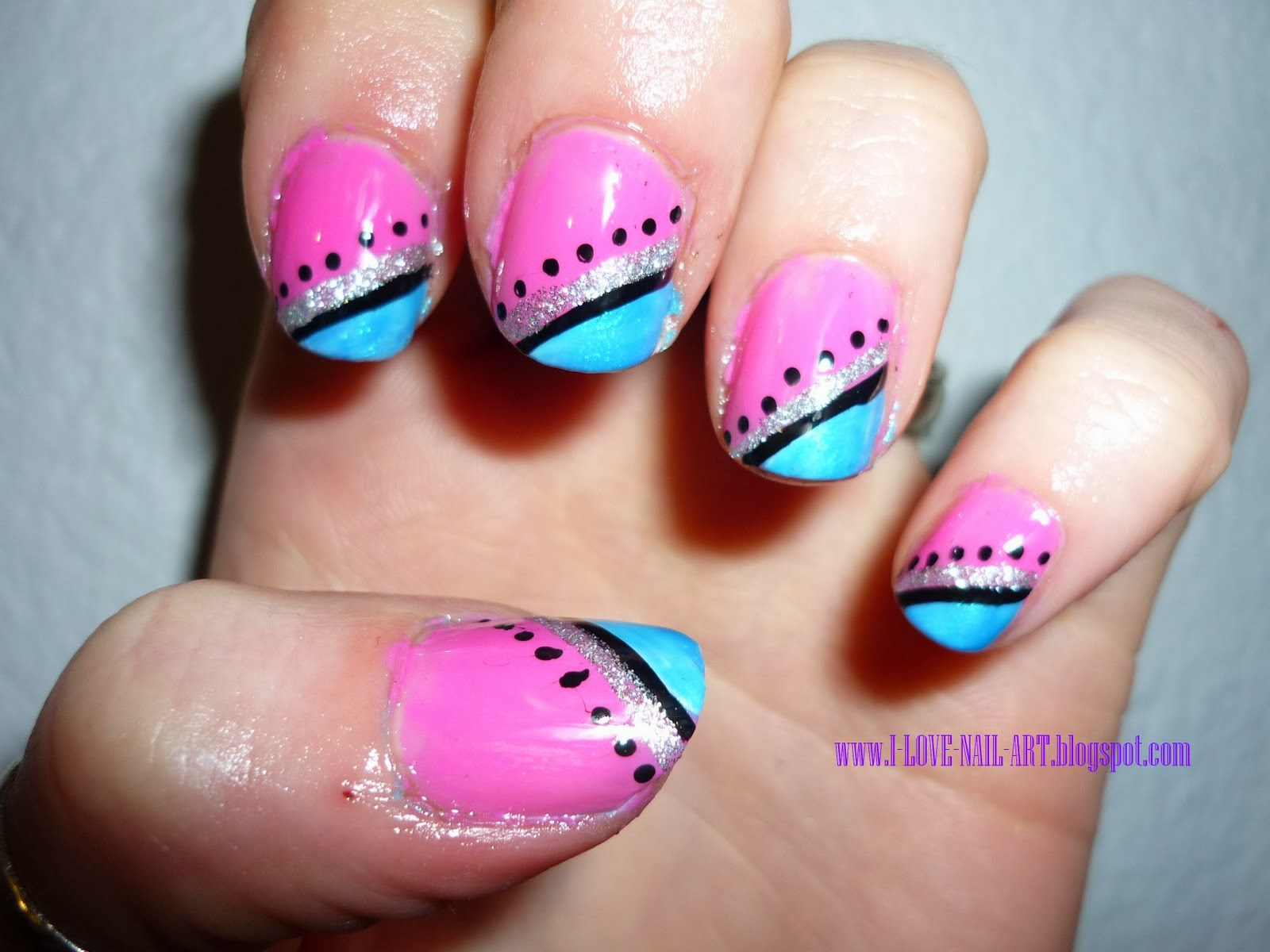 Nail Art for Short Nails | Nail Art Ideas 101
