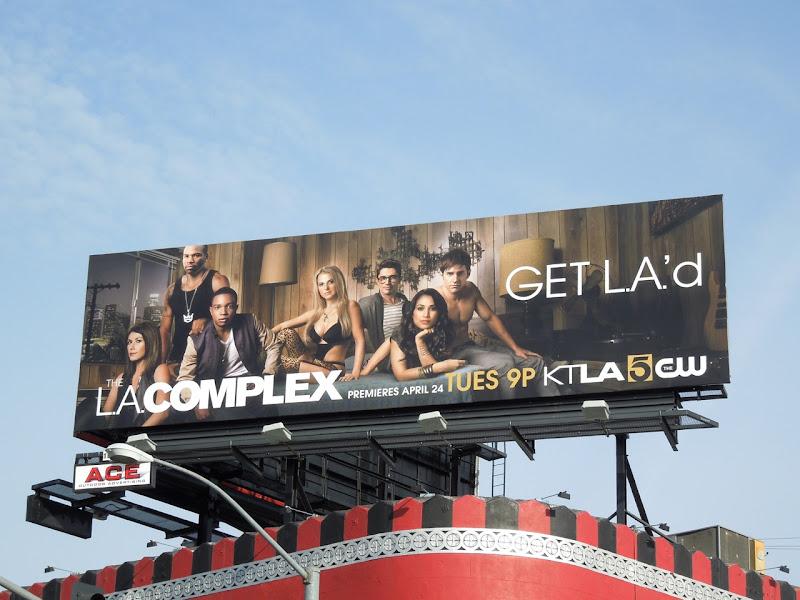 LA Complex CW billboard