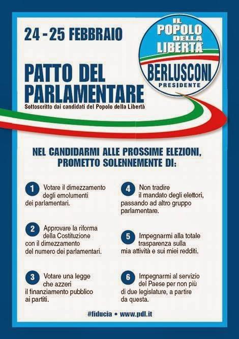 Il mattarello dialettica nel partito del popolo della for Parlamentare pdl