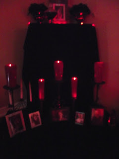 True Blood Party Fangtasia Decorations @ Northmans Party Vamps