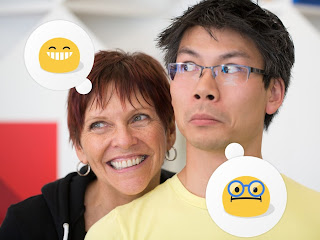 Google plus - Emoticon update