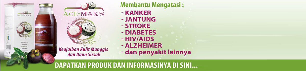 Obat Herbal Acemaxs Plus Aman