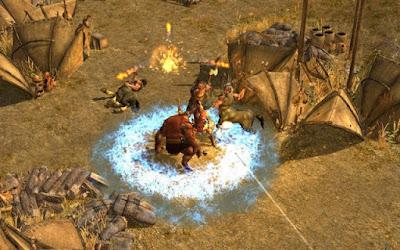 Titan Quest PC Gameplay PC Games