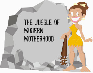The juggle of modern motherhood
