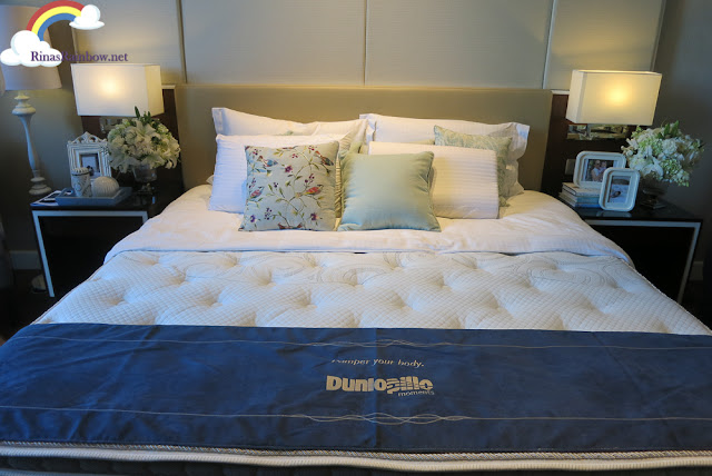 Dunlopillow mattress