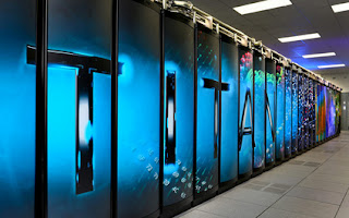 New American-made World's Fastest Supercomputers named Titan