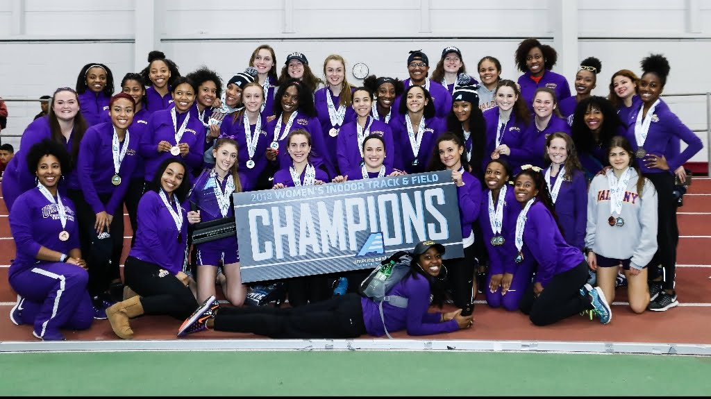Women's Indoor Track 2018
