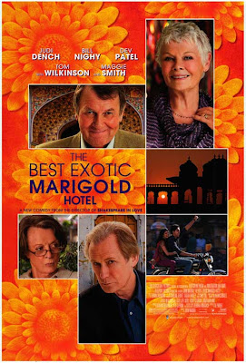 Watch The Best Exotic Marigold Hotel 2012 Hollywood Movie Online | The Best Exotic Marigold Hotel 2012 Hollywood Movie Poster