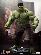 1/6 Scale Avengers Hulk. The Hot Toys 1/6 scale Hulk (as seen in the .
