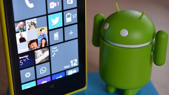 Andoid apps on Windows 10