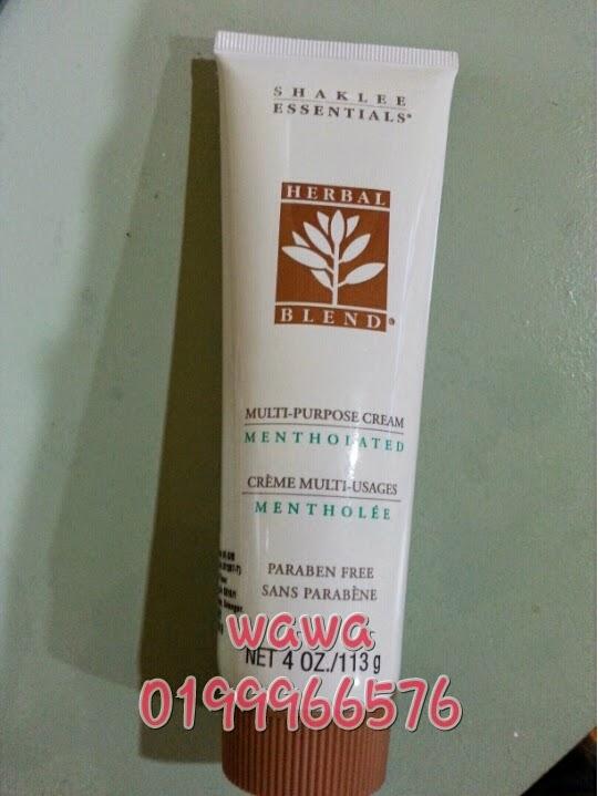 Herbal Blend Multipurpose Cream