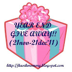 Year End Giveaway