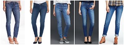 Old Navy Origins Skinny Jeans $25.00 (regular $29.94)  LC Lauren Conrad Jeggings $36.99 (regular $50.00)  Gap 1969 Resolution True Skinny Jeans $48.96 (regular $69.95)  Gap 1969 Always Skinny Jeans $52.99 (regular $69.95)  True Religion Julie Skinny Jean $99.97 (regular $189.00)