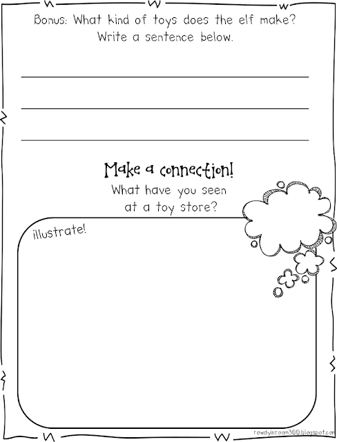 http://www.teacherspayteachers.com/Product/Christmas-Comprehension-for-Kinders-997886
