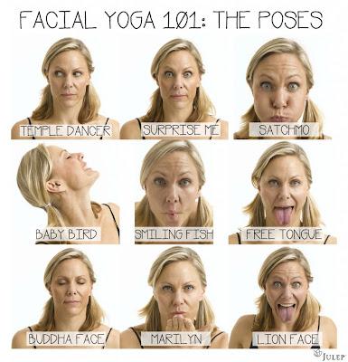 Yoga Facial Exercise 87