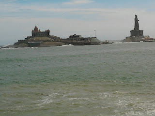 photos of Vivekananda Rock memorial in Kanyakumari