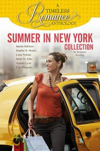 Summer in New York ebook giveaway