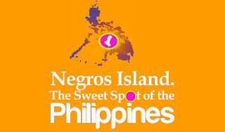 Negros Island.  The SWEET Spot of the Philippines.