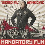 """Weird Al"" Yankovic - Mandatory Fun Cover"