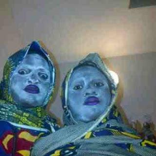 Funny Pictures Of  Naija Halloween 2