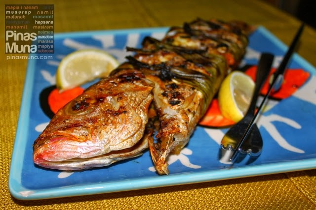 Fish of the Day Pandan by Sentro 1771.