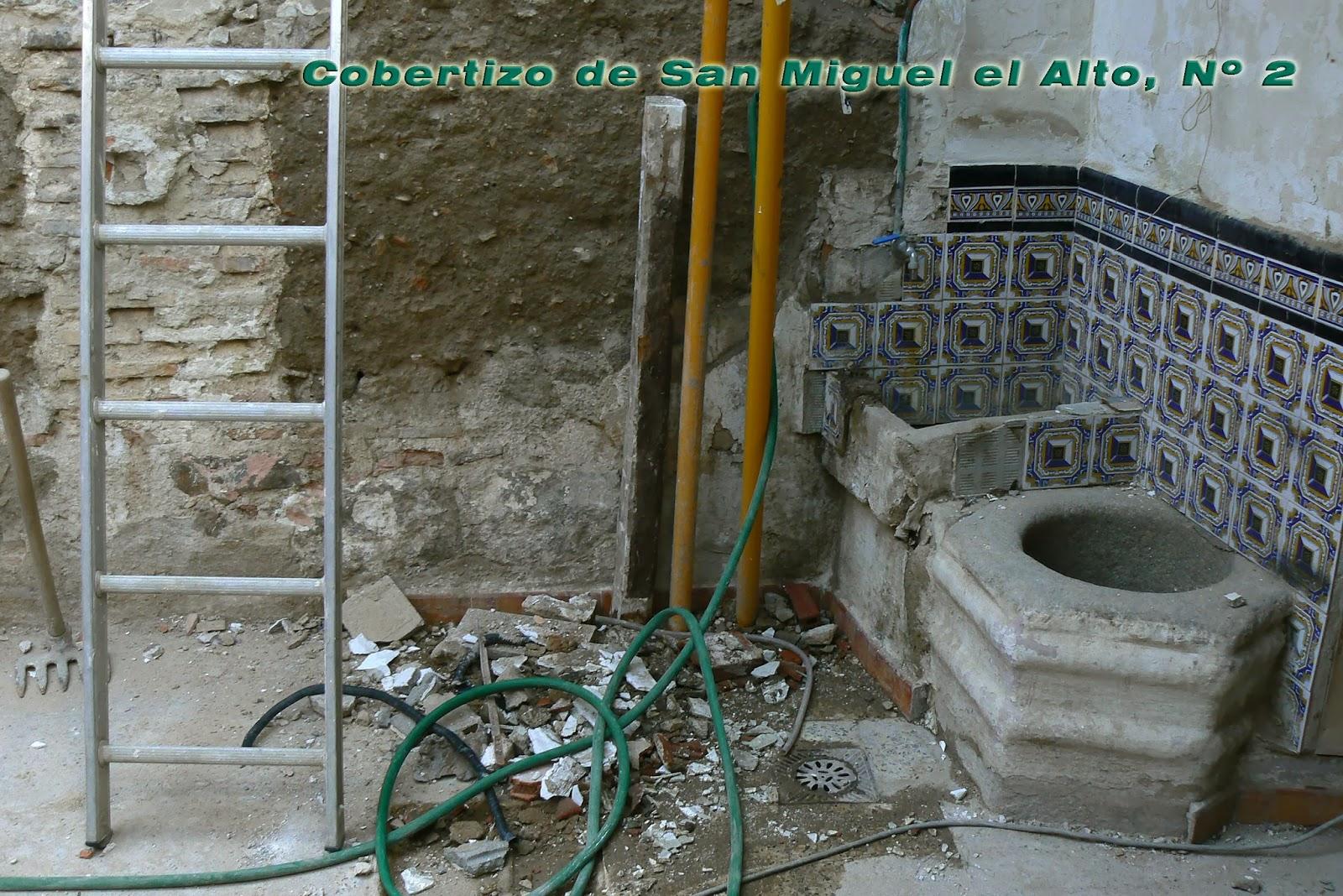 Arqueologia Profesional En Toledo Arquitectura Del Agua Brocales