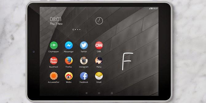 20.000 Tablet Nokia N1 Habis dalam 4 menit 2 detik!