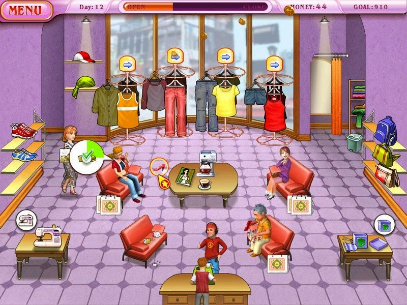 Dress Up Rush Game - Free Download Full Version For Pc