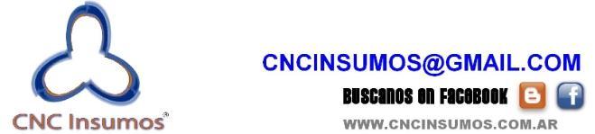 CNC INSUMOS - Tornillos de Bolillas Recirculantes - Rieles Guías SBR Hiwin HGR.
