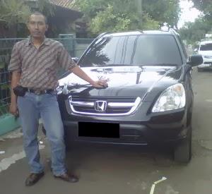 Honda CRV 2.0 AT thn 2003
