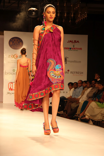 Rajasthan Fashion Week 2012 ~ At a Glance