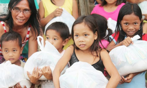 Compassion Int'l Yolanda Relief Ops