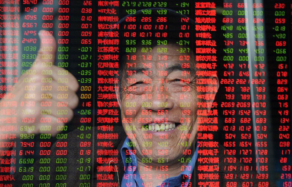 The death Of The Chinese Stock Market