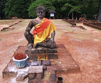 Pelo Mundo, Budas do Camboja